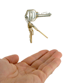 Buying - Getting the Keys - Real Living Real Estate